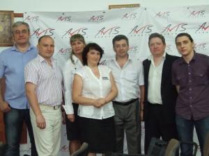 Организаторы семинара