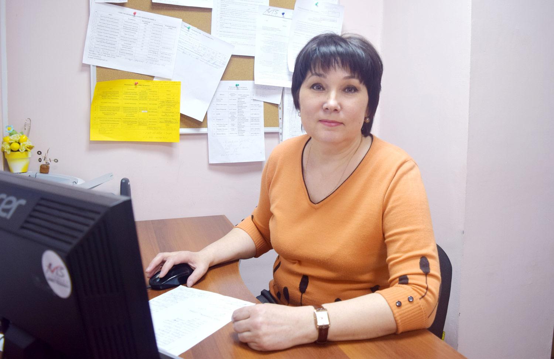 Султангалеева Лилия Касымовна