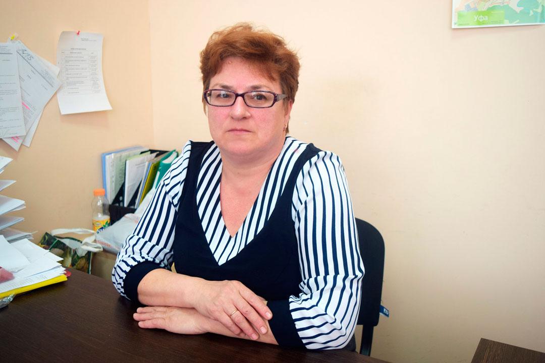 Багаутдинова Райхана Файзрахмановна
