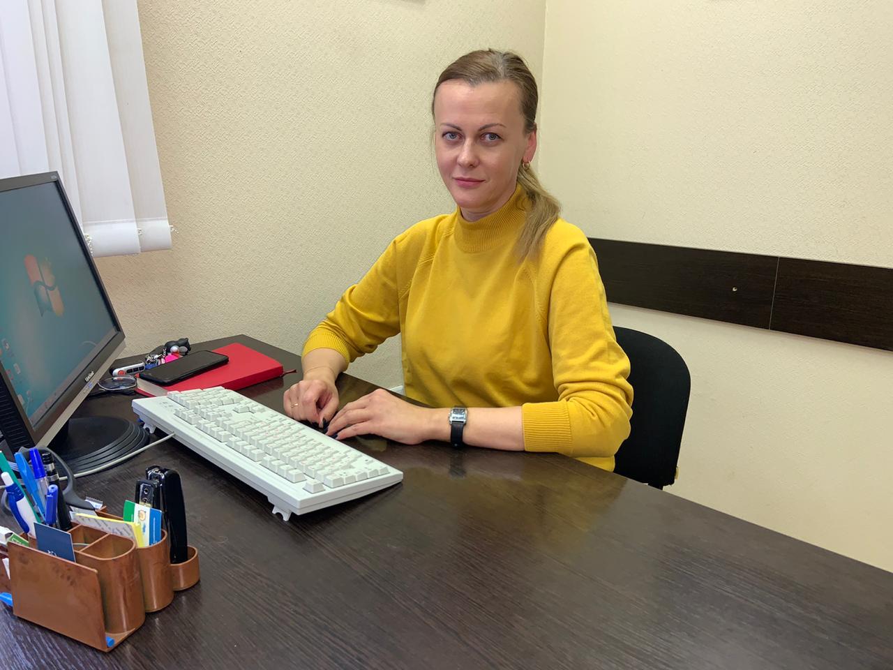 Винокурова Татьяна Александровна