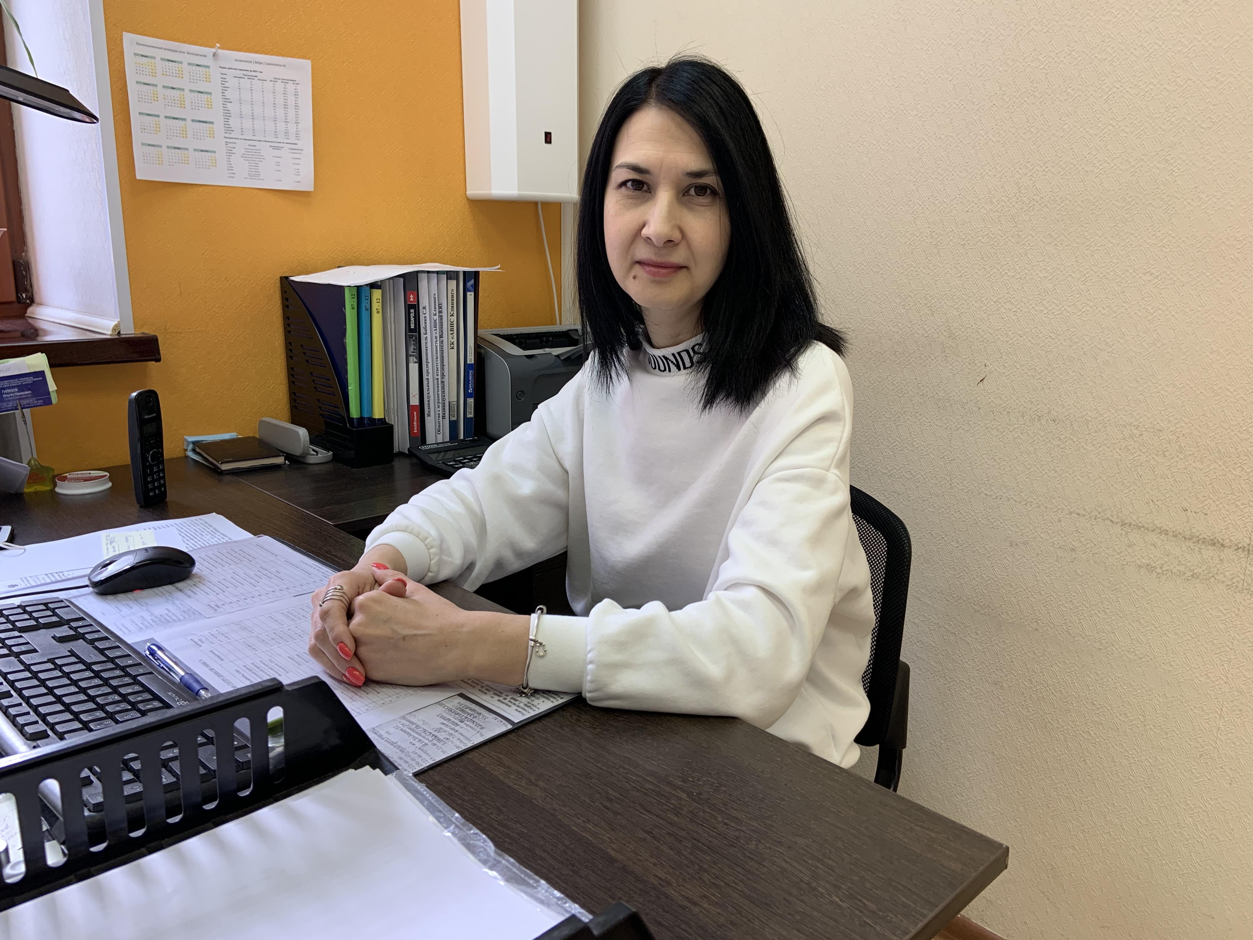Лутфуллина Лэйсян Хамидулловна